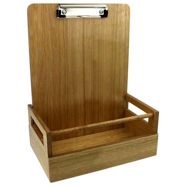 Condiment Crate with Clipboard CH21