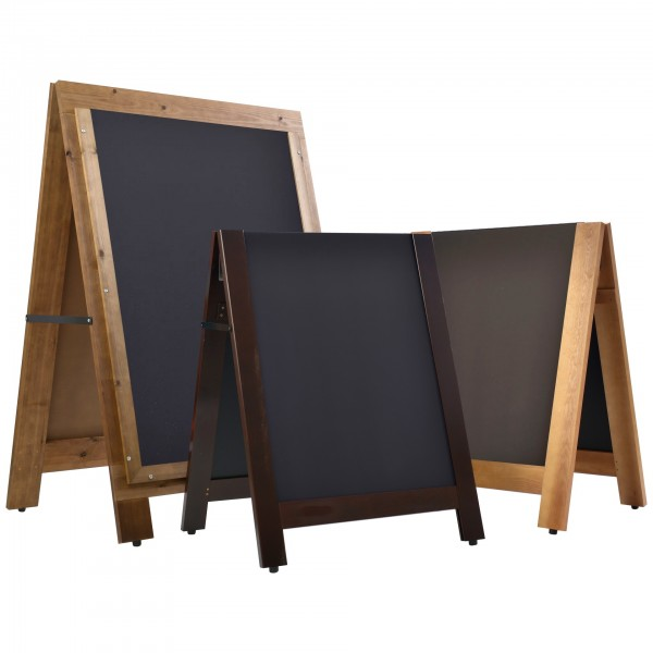Reversible Wooden A-Boards