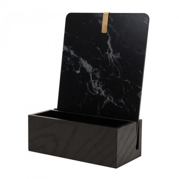 Bistro Condiment Box with Clipboard CH3