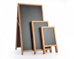 Standard wooden A-Boards