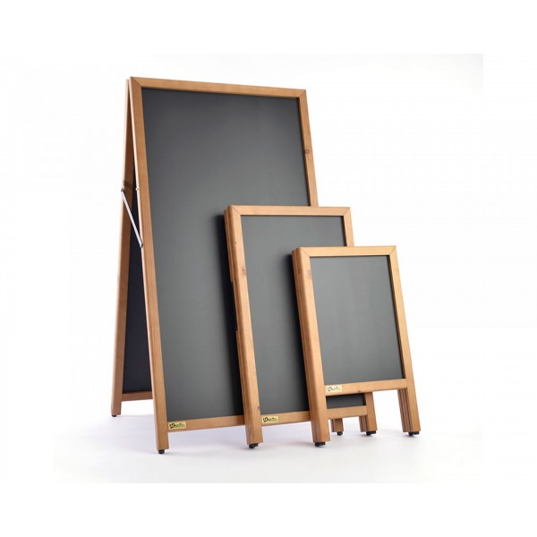 Standard wooden A-Boards