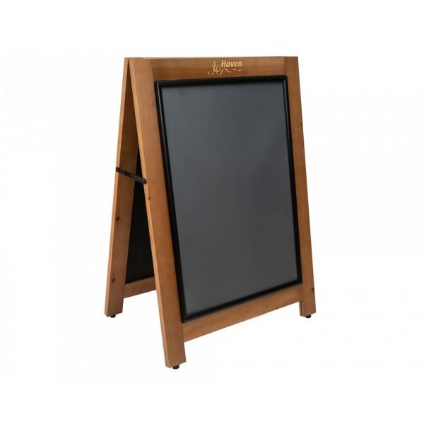 A1 Emblem Snap Frame A-Board