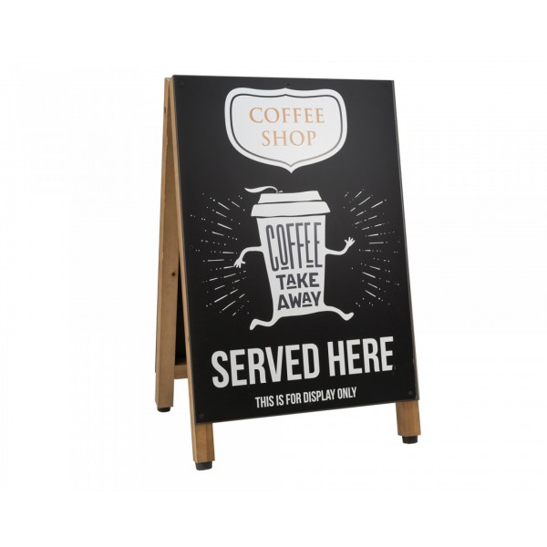 Cafe A-Board design