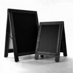 Wooden A-Boards
