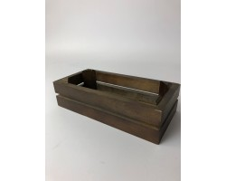 Wooden Condiment Caddy CH10