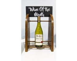 Wine Display Stand