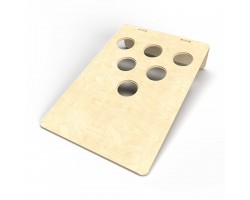 Bean Bag Game - contains 2 x boards