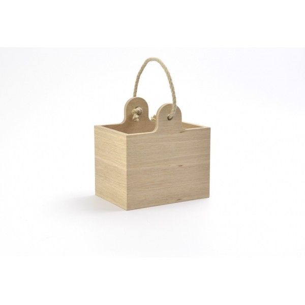 Rustic Condiment Holder CH15