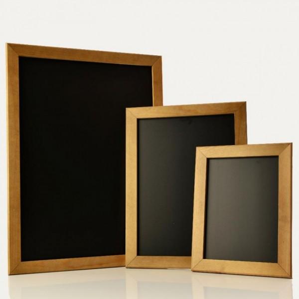 Sliding Wooden Poster Frames
