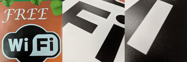 Banner printing on-demand with Majisign