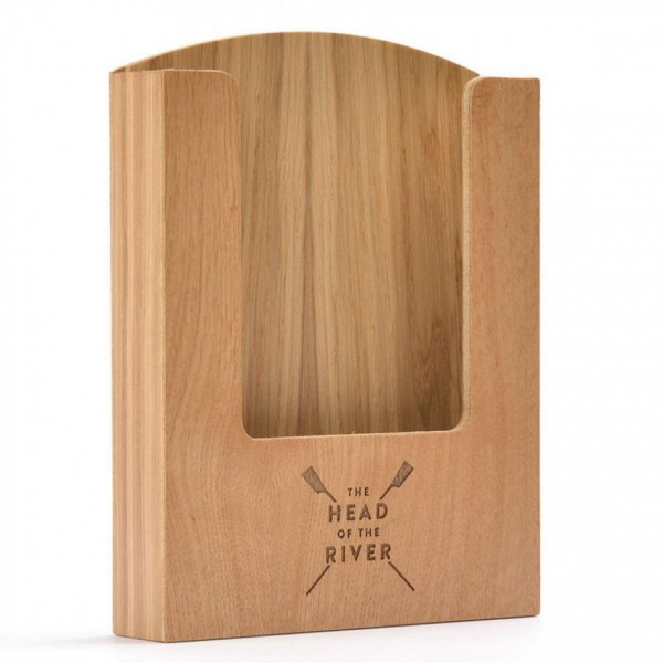 Pocket Wooden Menu Holders